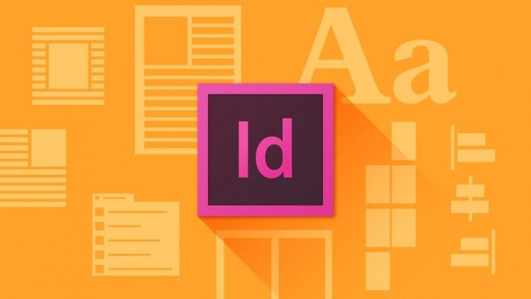Работа с In design